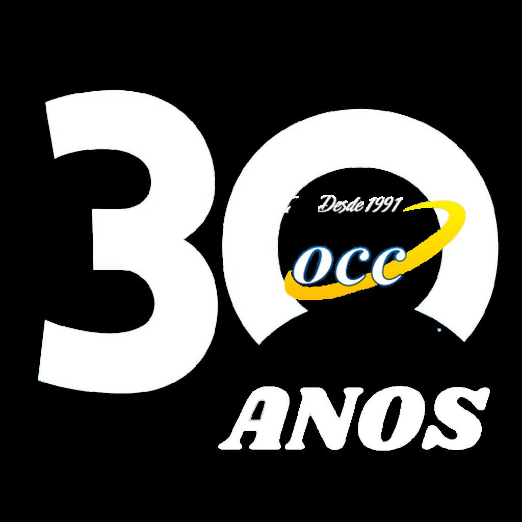 Occ 30 Anos Logo - Contabilidade em São Paulo | OCC Contabilidade